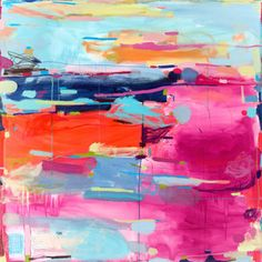 MICHELLE ARMAS - gorgeous abstract art