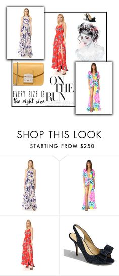 """""""Bold Prints!!"""" by stylediva20 ❤ liked on Polyvore featuring Yumi Kim, Kate Spade and Furla"""