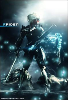 Raiden by Zephyrio