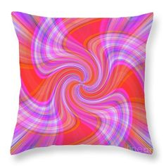"""Sashay Throw Pillow by Expressionistartstudio Priscilla-Batzell.  Our throw pillows are made from 100% spun polyester poplin fabric and add a stylish statement to any room.  Pillows are available in sizes from 14"""" x 14"""" up to 26"""" x 26"""".  Each pillow is printed on both sides (same image) and includes a concealed zipper and removable insert (if selected) for easy cleaning."""