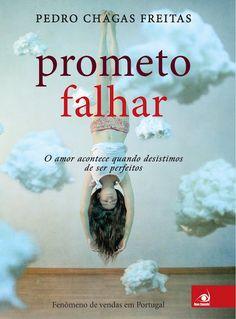 Bebendo Livros: Prometo Falhar - Pedro Chagas Freitas