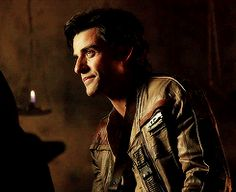 I pinned this without even looking at the gif first. I LOVE POE DAMERON!