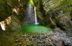 slap Kozjak - waterfall Kozjak