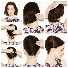 How to French Twist - Lei Trendy