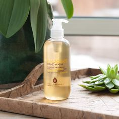 Como Shambhala Invigorate Hand Wash - #UrbanZen  A gentle luxurious hand wash made with eucalyptus, peppermint and lavender essential oils that will leave your hands smooth and refreshed after each use.