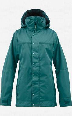 Women's Pineview System Snowboard Jacket | Burton Snowboards