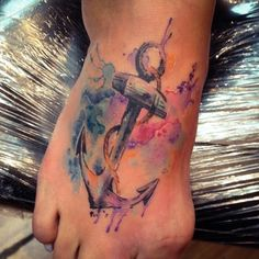 77 Amazing Anchor Tattoo Designs for All Ages (with Meanings)