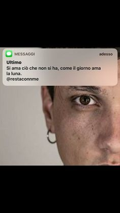 Salvatelo in tanti se siete fan di Ultimo Italian Quotes, Sentences, Crying, Texts, Improve Yourself, Idol, Sad, Songs, My Love
