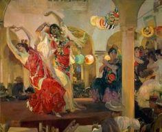 Mi espacio flamenco: mayo 2010 miespacioflamenco.blogspot.com409 × 336Buscar por imagen Joaquín Sorolla:El baile flamenco y Andalucía en la pintura de Joaquín Sorolla (II) gonzalo conradi pintor - Buscar con Google