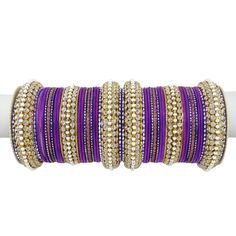 Knowledgeable Indian Ethnic Bridal Chura Set Red Colored Cz Indian Fashion Wedding Bangles With The Most Up-To-Date Equipment And Techniques Engagement & Wedding