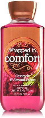 Wrapped in Comfort Shower Gel - Signature Collection - Bath & Body Works