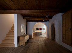 RUCH & PARTNER ARCHITEKTEN AG - Plagnoula Galerie
