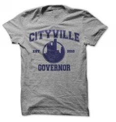 Cityville Governor - #long #black hoodie womens. HURRY => https://www.sunfrog.com/Gamer/cityville-governor-t-shirt.html?id=60505