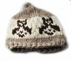 Cowichan Knit Toques.