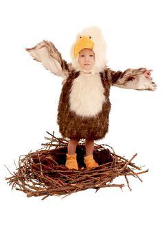 Toddler Bald Eagle Costume #PrincessParadise