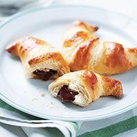gevulde croissants recepten | Kook Rubriek