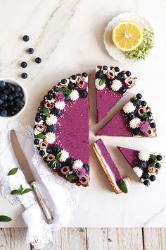 Tart Recipes, Easy Cake Recipes, Sweet Recipes, Dessert Recipes, Food Cakes, Cupcake Cakes, Beautiful Desserts, Sweet Tarts, Eclairs