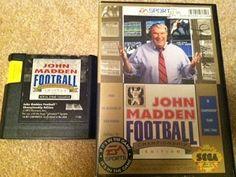 Football Video Games, Football Gif, Ea Sports, Sports Games, Madden Nfl, Baseball Cards, Retro, Sports, Pe Games