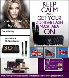 it used to be a dream starting a business now its so simple for £69 yes you can start your business free website sell in 7 countries wot every woman wants good quality makeup the presenters kits is worth a whopping £200 now kit includes the new improved 3D fiber lashes + as well as the orig 3D fiber lash only for limited time