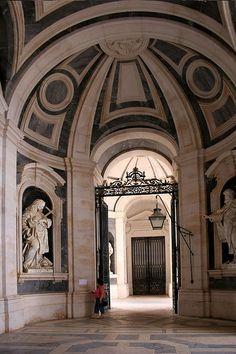 Mafra - Palácio e Convento