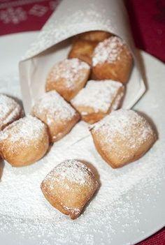 Mutzen wie vom Jahrmarkt (Schmalzkuchen)   Kaffee und Cupcakes
