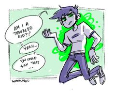 danny phantom | Tumblr >>um is no one gonna mention the Percy Jackson quote??
