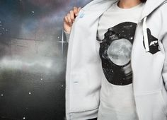 """Galaxy Tunes"" - Threadless.com - Best t-shirts in the world"
