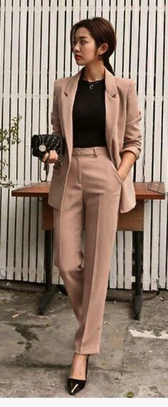 Pretty  Office Fashion Inspiration 2019