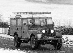 Early Series Land Rover Land Rover Serie 1, Land Rover Defender 110, Landrover Defender, My Dream Car, Dream Cars, Land Rover Off Road, Off Road Trailer, Get Outdoors, Station Wagon