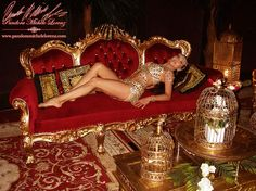 Venezianische Barock Luxus Lounge- & Stilmöbel! Verschwenderischer Luxus von atemberaubender Schönheit und majestätischer Eleganz! Äußerst kostbare, erlesene Einzelstücke und Raritäten! Verleih für Ihre hochkarätigen Galas, Events, Messen, ...zu mieten!