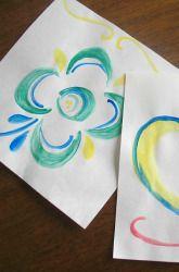 Activities: Make Scandinavian Paper Tiles