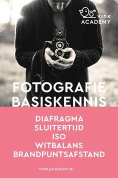 Fotografie basiskennis: de begrippen uitgelegd. Diafragma, sluitertijd, ISO, witbalans, brandpuntsafstand. Deze camera-instellingen moet iedereen kennen, of je nu met Nikon, Canon, Sony, Olympus, Pentax of een ander merk fotografeert. #nikon #canon #sony #pentax #fotografietips