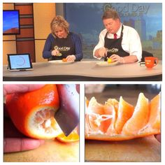 Can Marshall and Shawn slice this orange in 30 seconds or less? We are putting the viral life hack to the test!