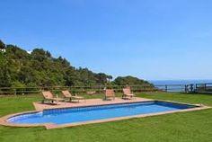 location villa tossa de mar costa brava maison espagne eventail - Location Villa Piscine Costa Brava