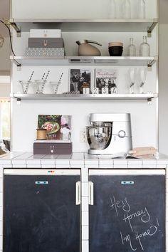 Cocina nórdica   industrial   Decorar tu casa es facilisimo.com