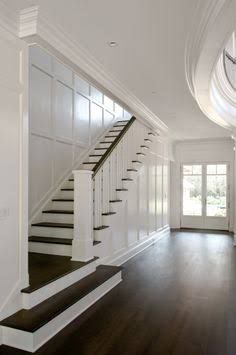 hamptons style internal staircases - Google Search