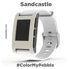 "Dreaming of white, sandy beaches. It must be the First Friday of summer. Tip o' the hat to @jazz2midnight for inspiring the ivory hue of ""Sandcastle."""