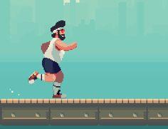 Beer Run - Mobile Game on Behance