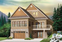 Sunroom with 2-Sided Fireplace - 22321DR | 1st Floor Master Suite, Butler Walk-in Pantry, CAD Available, Canadian, Cottage, Country, Den-Office-Library-Study, Metric, Mountain, Narrow Lot, PDF, Vacation | Architectural Designs