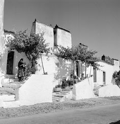 Artur Pastor. Arquitetura, Motivos do Sul. Décadas de 40 a 60.