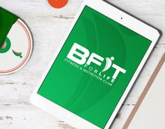 "Check out new work on my @Behance portfolio: ""Branding BFIT For Life"" http://on.be.net/1BDsuAf"