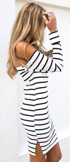 #street #fashion stripes @wachabuy
