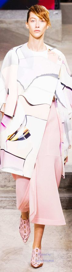 Kenzo Collection   Spring 2015 Ready-to-Wear
