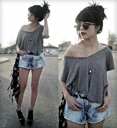clothes, croptop, cute, fashion, girl