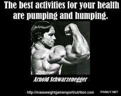 arnold schwarzenegger quote - Fitness, Training, Bodybuilding Quotes