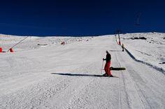 Ski in Africa at Afriski, Lesotho. (photo by Loveafricamarketing.com)