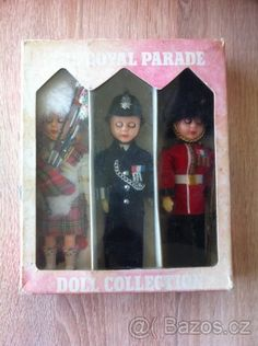 Podám staré panenky z roku 1940 - 1