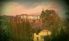 It took some doing, but I finally found the Hollywood sign :)