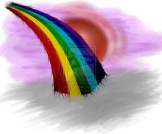 Rainbow Tattoo Design By KairaPlatypus On DeviantArt