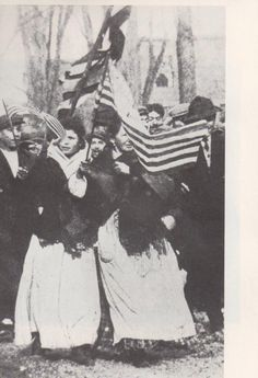 1912 at a meeting presided over by the Industrial Workers of the World's Big Bill Haywood and the Rebel Girl, Elizabeth Gurley Flynn, mill workers voted to end the 65 day great mill strike in Lawrence, MA that we now know as the Bread & Roses Strike.